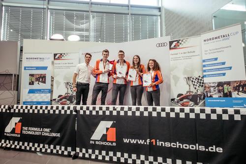 Formel 1 in der Schule 2017