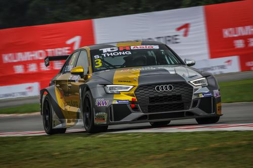TCR Asia Series 2017