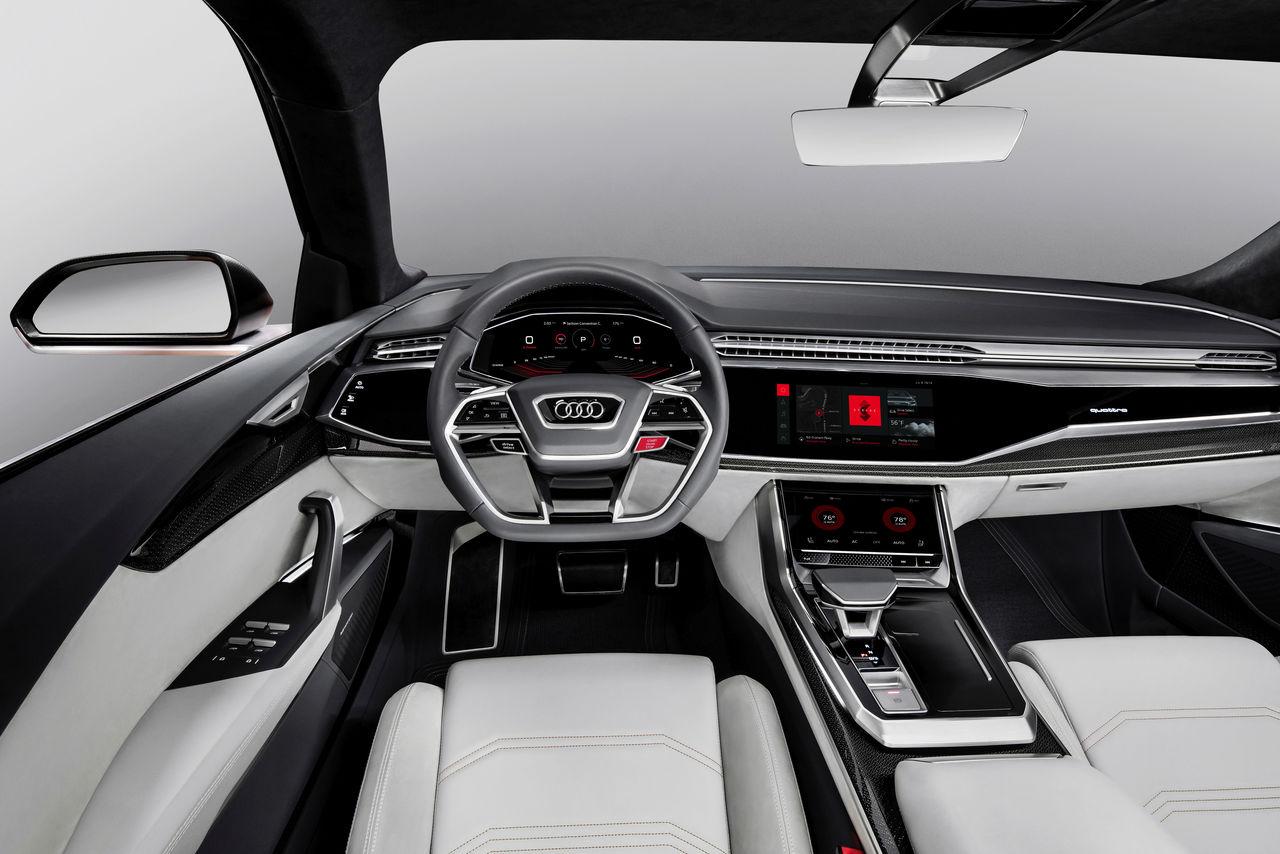 Kelebihan Audi Q8 2018 Spesifikasi