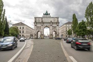 Verkehr in München