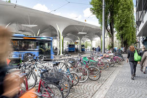 Traffic in Munich