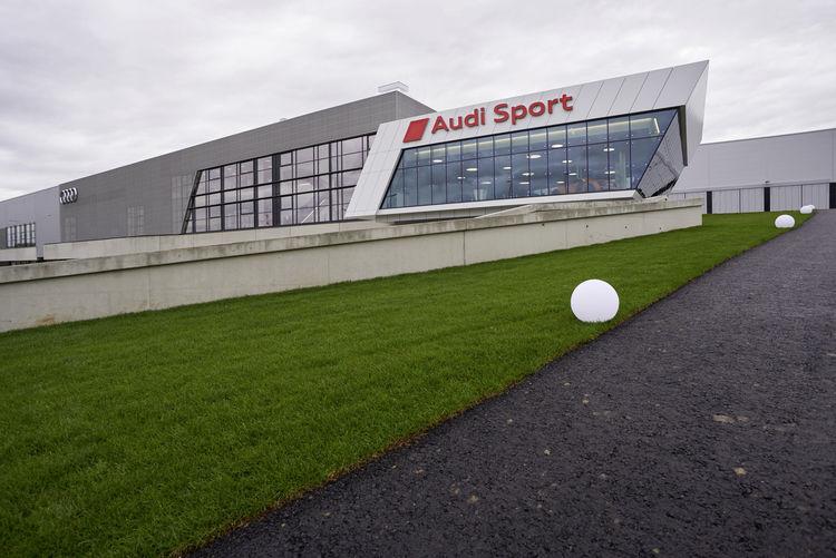 Audi extends Neckarsulm site