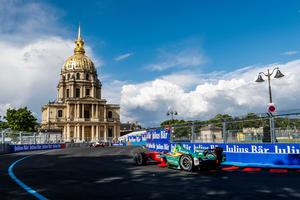 FIA Formula E 2016/2017, Paris