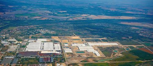 AUDI HUNGARIA MOTOR Kft., Győr (Ungarn)