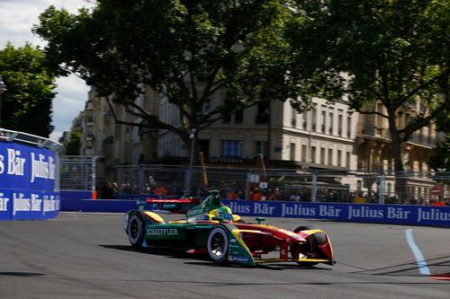 FIA Formel E 2016/2017, Paris