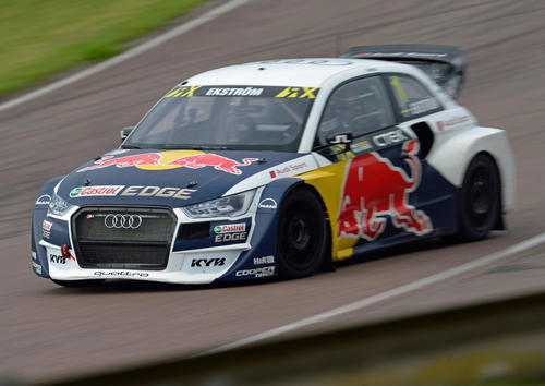 World RX Lydden Hill 2017