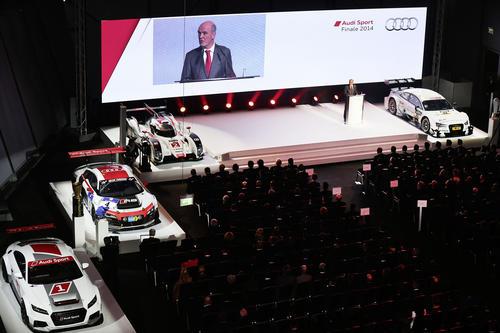 Audi: Wachstum auch im Motorsport