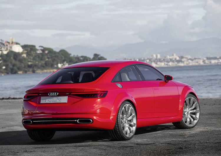 Audi TT Sporback concept