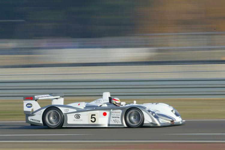1000 km Le Mans 2003