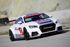Audi to launch racing series for the new TT
