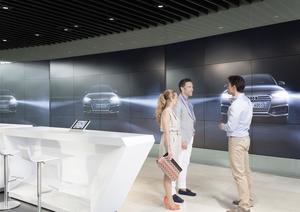 """Doppelsieg für Audi beim """"Automobilwoche Award Autohandel"""""""