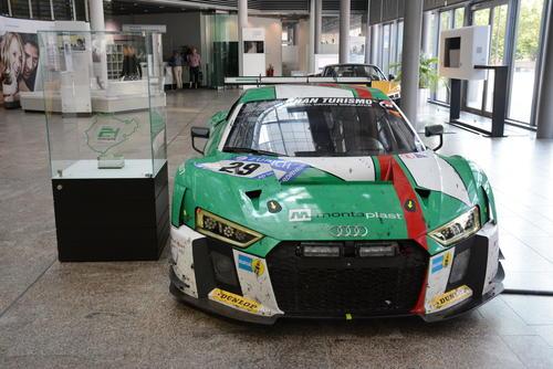 Audi R8 LMS, 24h Nürburgring 2017