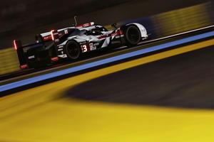 Audi gewinnt Rennen vor dem Rennen