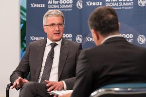 "beyond Initiative beim ""AI for Good Global Summit"" am 7. Juni 2017 in Genf"