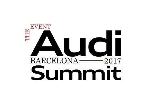 "Audi Summit"" in Barcelona in July: brand exhibition of the Four Rings"