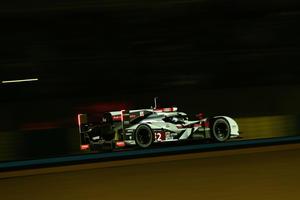 Nachtschicht für Audi in Le Mans