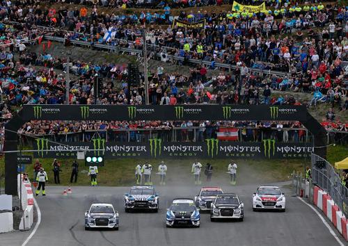FIA-Rallycross-WM 2017, Hell