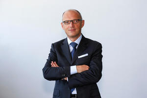 Paolo Poma, Chief Financial Officer und Managing Director von Automobili Lamborghini S.p.A.