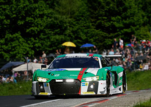 Audi bei Festival of Speed in Goodwood: Rennlegenden treffen modernen Motorsport