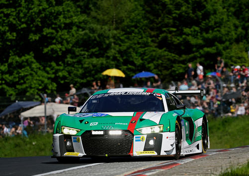 Audi at the Festival of Speed in Goodwood: racing legends meet modern motorsports