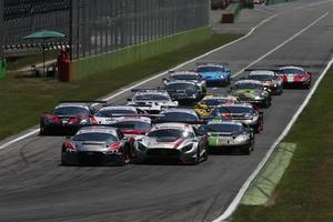 Italienische GT-Meisterschaft 2017