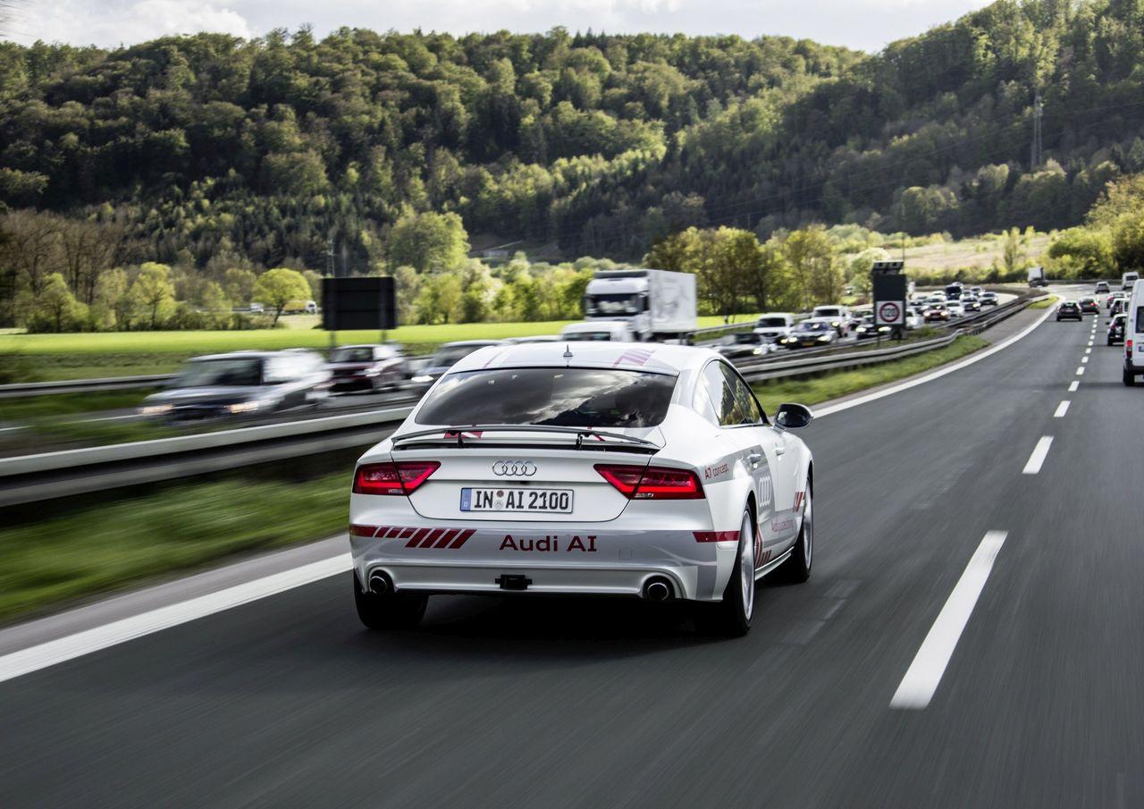Audi und Johannes-Kepler-Universität Linz gründen Zentrum für Künstliche Intelligenz