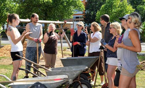 Fünf Jahre Audi-Freiwilligentag in Ingolstadt