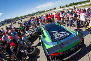 3. Audi Club International Treffen 2017