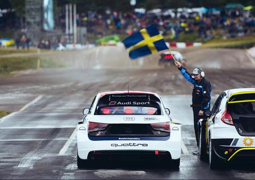 FIA-Rallycross-WM 2016, Höljes
