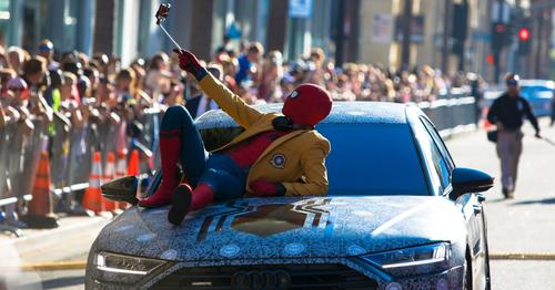 Spider-Man Weltpremiere