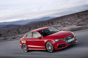 Audi S3 Limousine