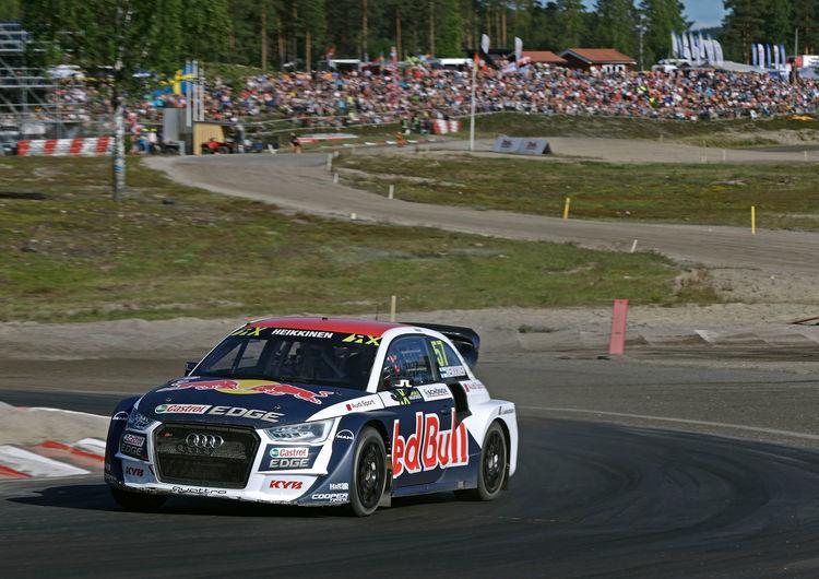 FIA-Rallycross-WM 2017, Höljes RX