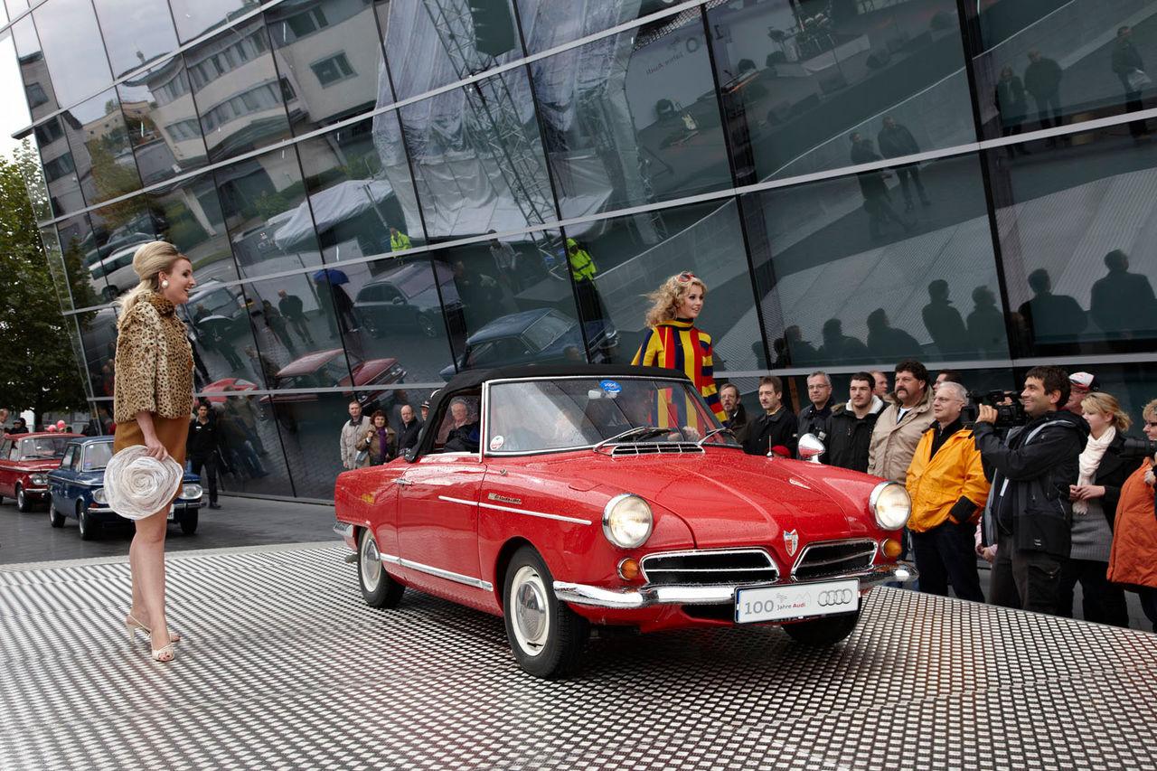 Audi Tradition bei der Heidelberg Historic