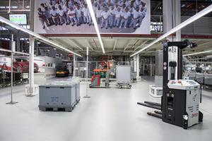 Audi.Vorsprung - Produktion