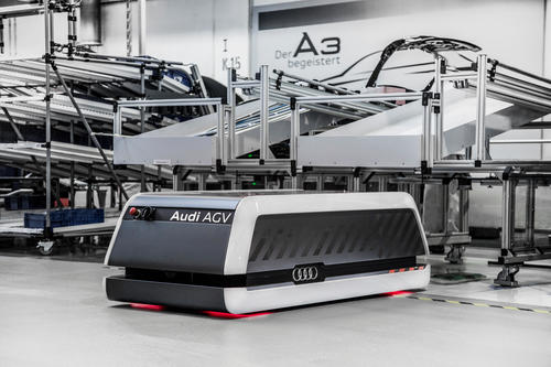 Audi.Vorsprung - Production