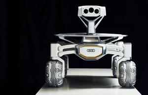 Der Audi lunar quattro