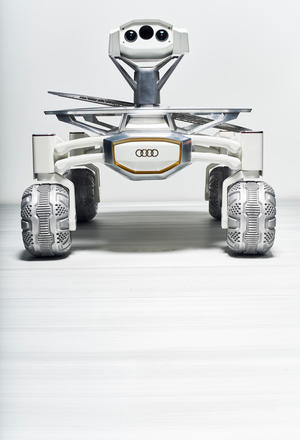 The Audi lunar quattro