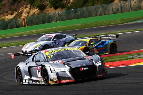 Britische GT-Meisterschaft 2017