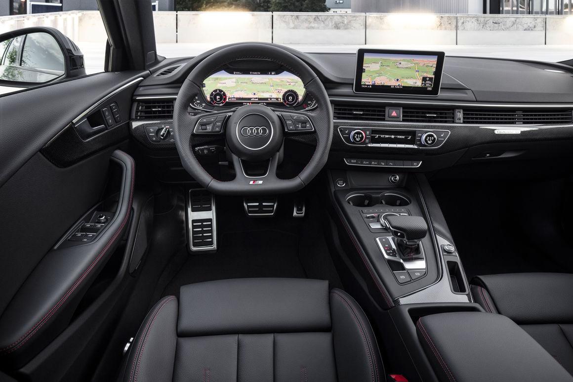 Audi A4 Avant 30 Tdi Quattro S Line Black Audi Mediacenter