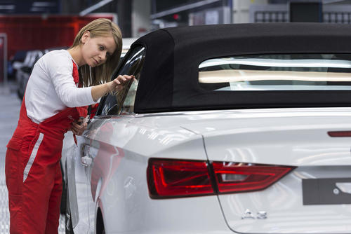Start of production for new Audi A3 Cabriolet
