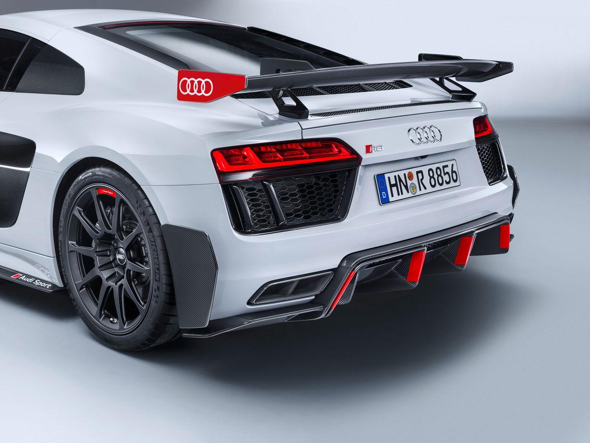 Audi R8 Performance Parts Audi Mediacenter