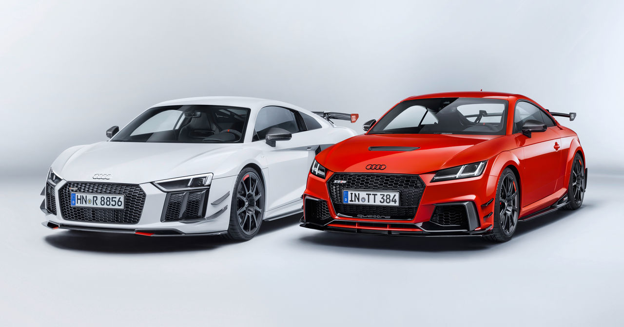 The Audi Sport Performance Parts U2013 New Dynamics For Audi R8 And Audi TT |  Audi MediaCenter