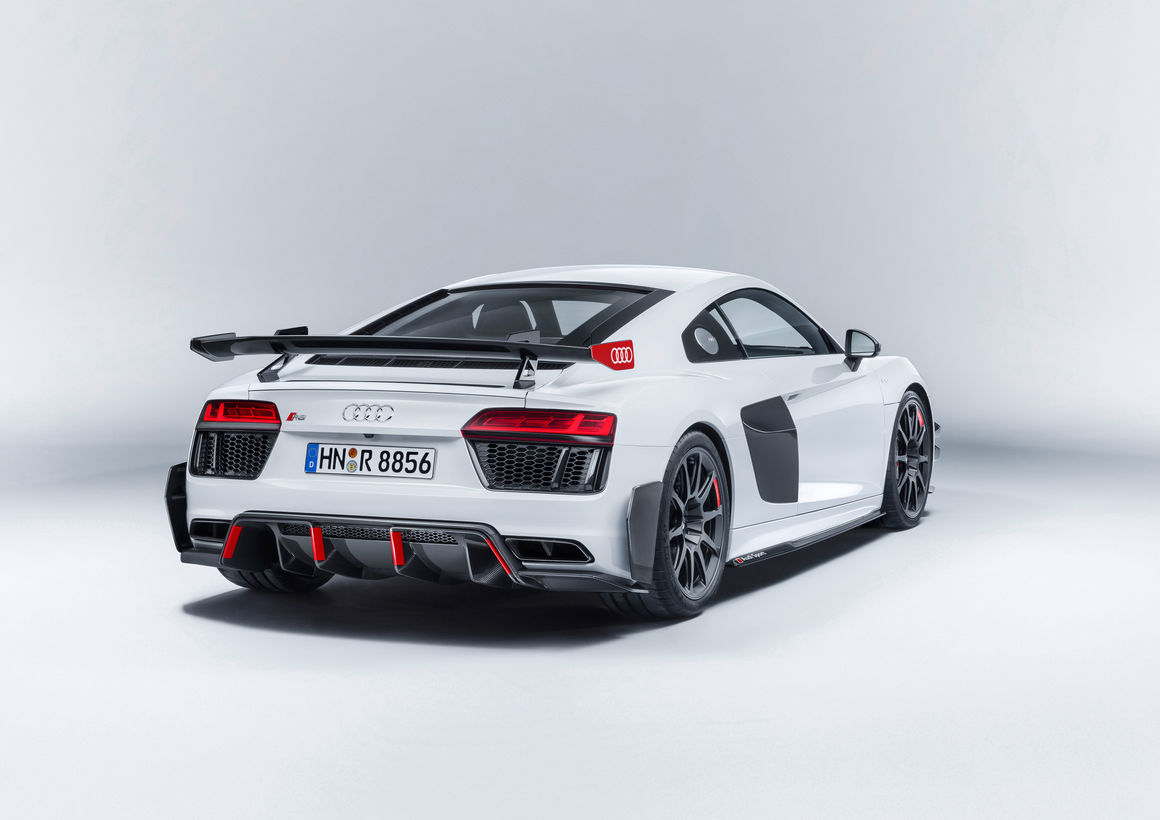 Audi R8 Performance Parts A178272 Full