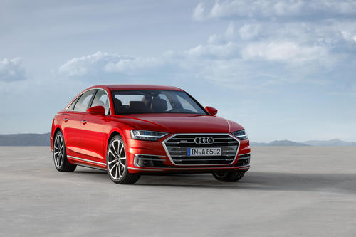 Audi A8 Audi Mediacenter