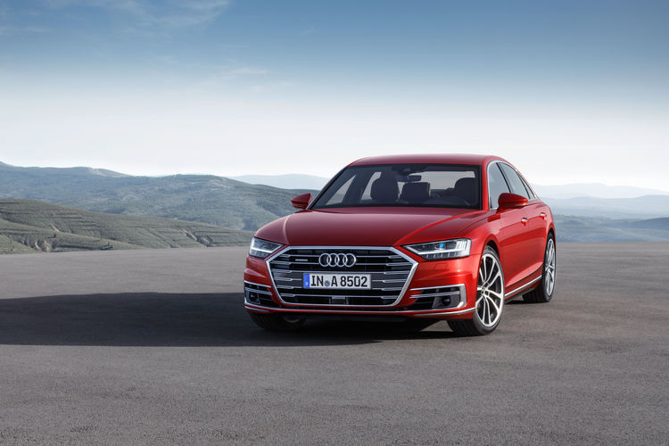 The new Audi A8: future of the luxury cl | Audi MediaCenter
