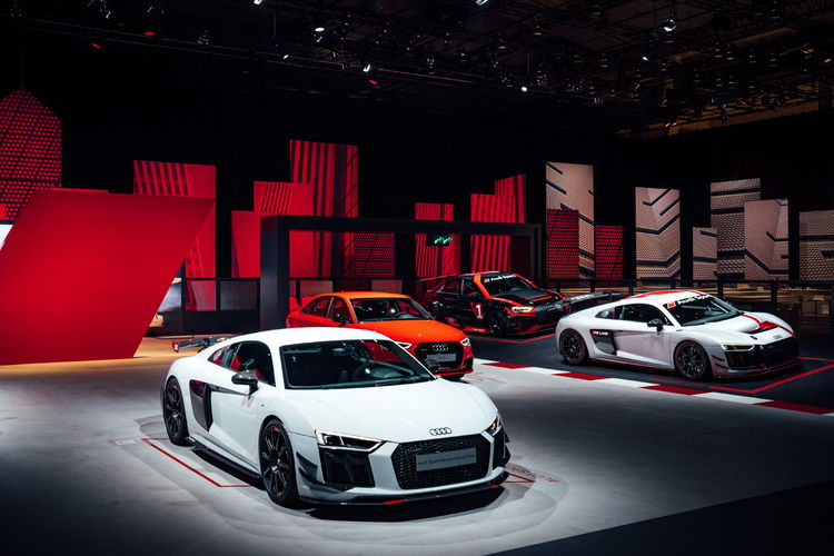 Audi Summit / Smart Factory