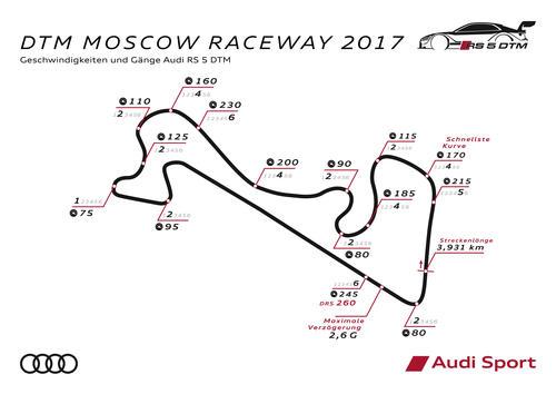 DTM Moskau 2017