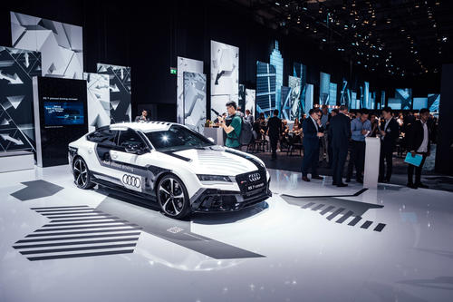 Audi Summit 2017 Brand Space