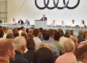 Betriebsrat klagt Produktionsstrategie ein