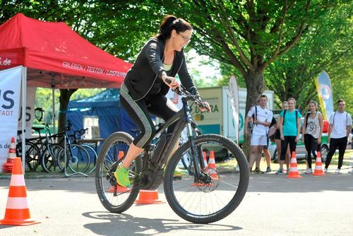 Azubi-Sportfest bei Audi in Ingolstadt